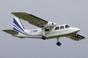 Aviastra Flight Charter - Islander